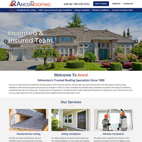 Website Design Company Burlington, Ontario