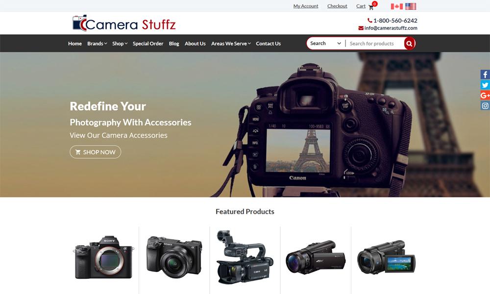 eCommerce Web Development Burlington, Ontario