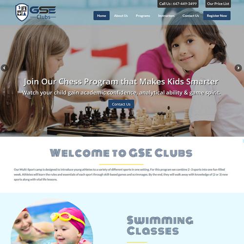 Website Development Burlington, Ontario