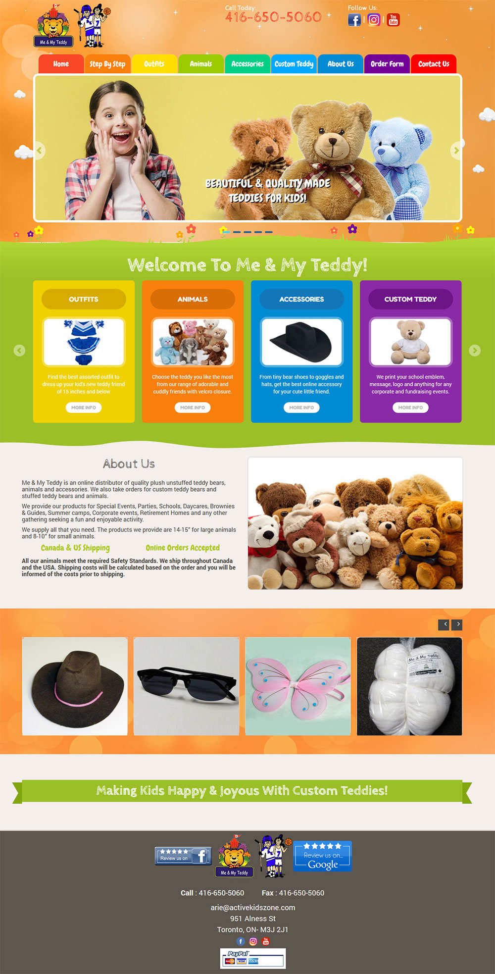 eCommerce Web Design Burlington, Ontario