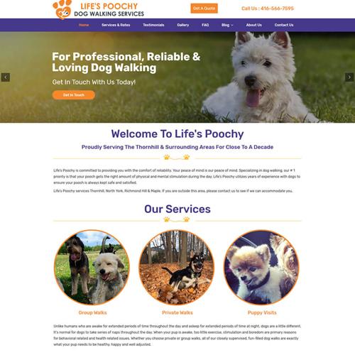 Website Design Burlington, Ontario
