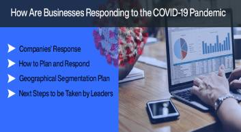 How Are Businesses Responding to the COVID-19 Pandemic?